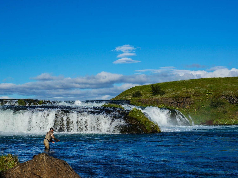 West Ranga river, Iceland